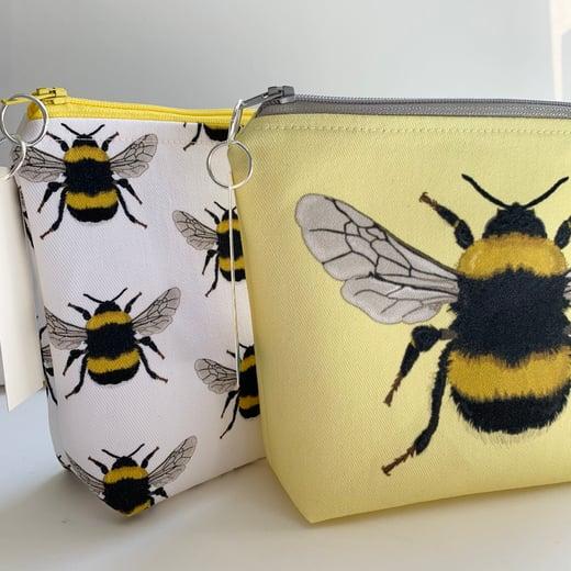BMV Bee Make-up Bags