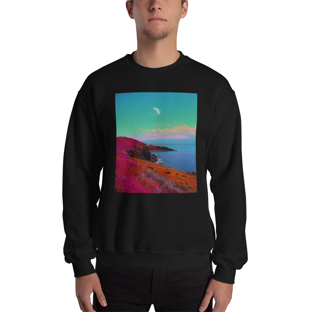 """Unisex Sweatshirt: """"What's Out There"""""""