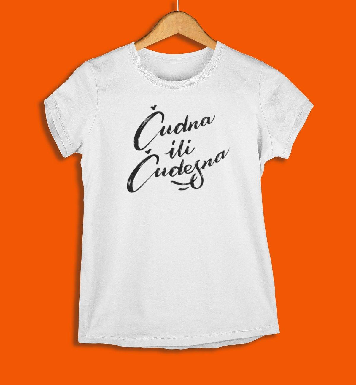 Image of Čudna ili čudesna t-shirt