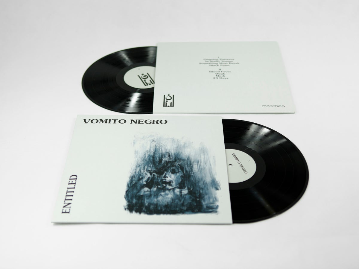 Image of Vomito Negro - Entitled LP
