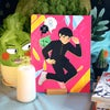 LOOKIN' FOR TROUBLE / MOB PSYCHO 100 PRINTS [LIMITED STOCK]