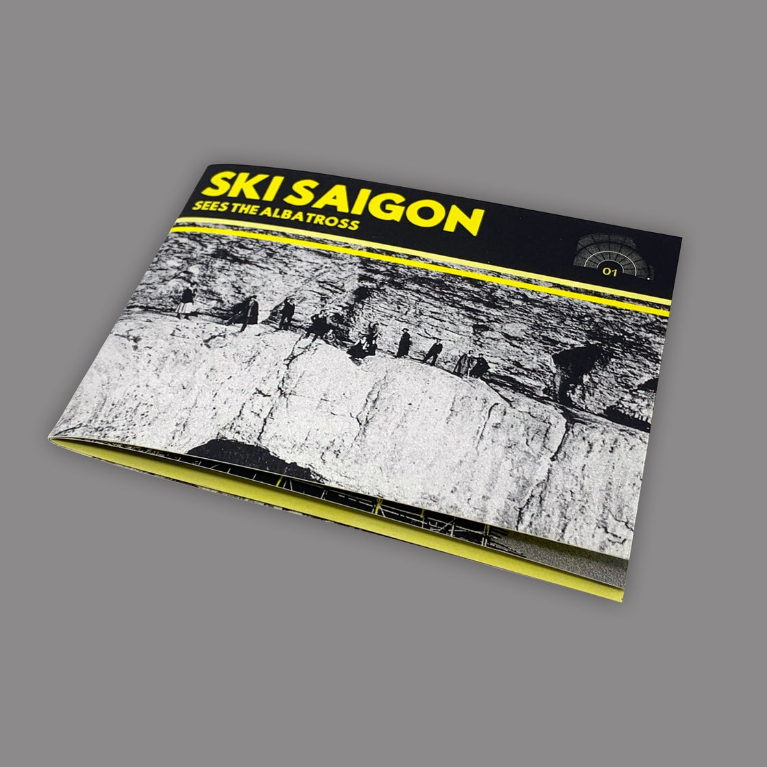 Image of Ski Saigon — Sees the Albatross