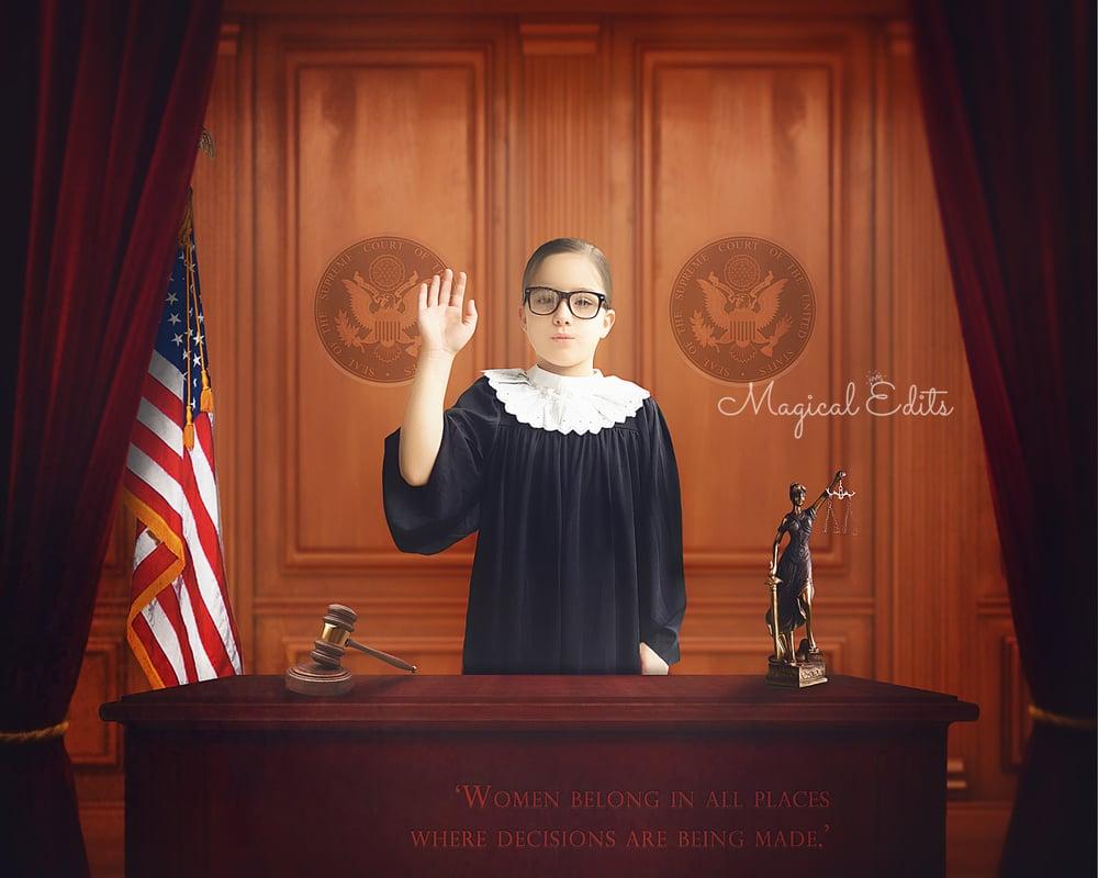 Image of Ruth Judge Edit