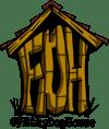 FDH Classic Logo Sticker