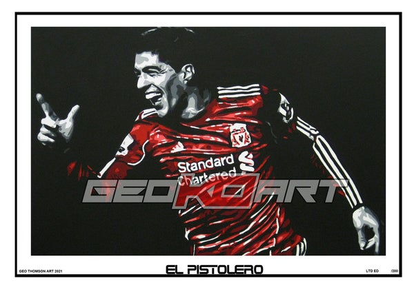 Image of LUIS SUAREZ LIVERPOOL