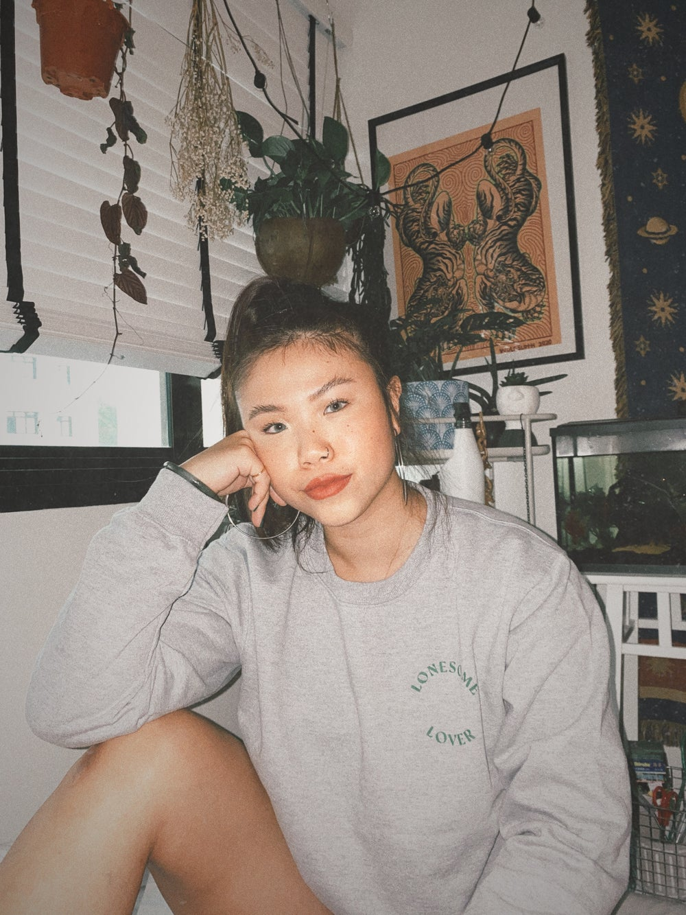 Image of Lonesome Lover Pullover (Pre-Order)