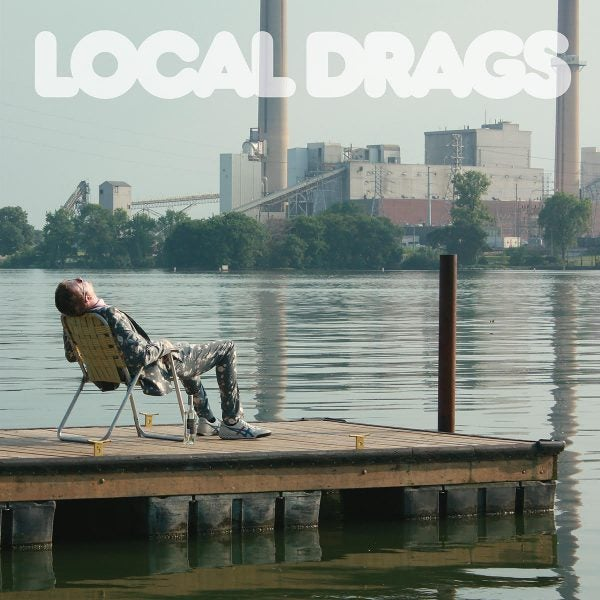 Image of Local Drags - Keep Me Glued Lp