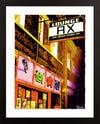 "Lounge Ax Chicago Giclée Art Print (Version 2) - 11"" x 14"""