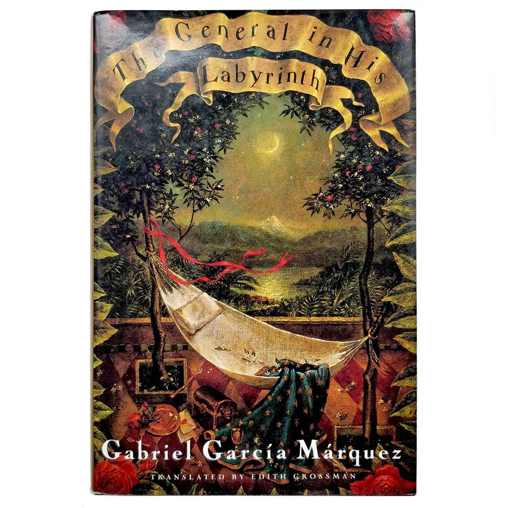 Gabriel García Márquez - The General in His Labyrinth - FIRST EDITION