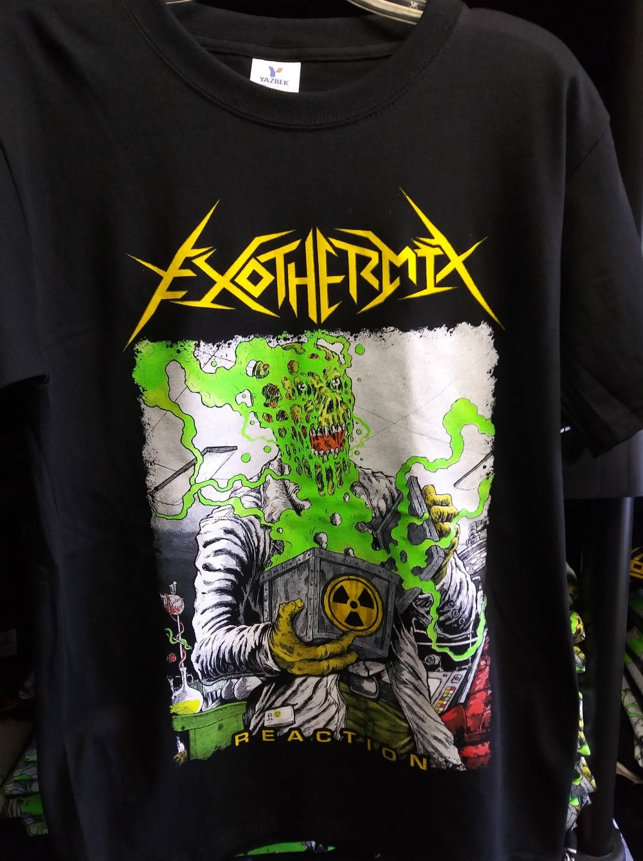 Exothermix Reaction T-SHIRT