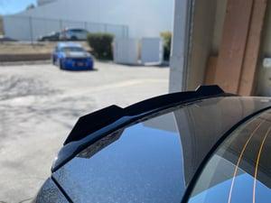 """Image of 2015-2020 Subaru WRX/ STI """"V2"""" gurney flap"""