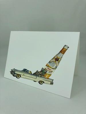 Image of Bootleg Set greeting cards.