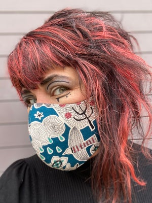 Image of The UnBEARable Likeness of Masking
