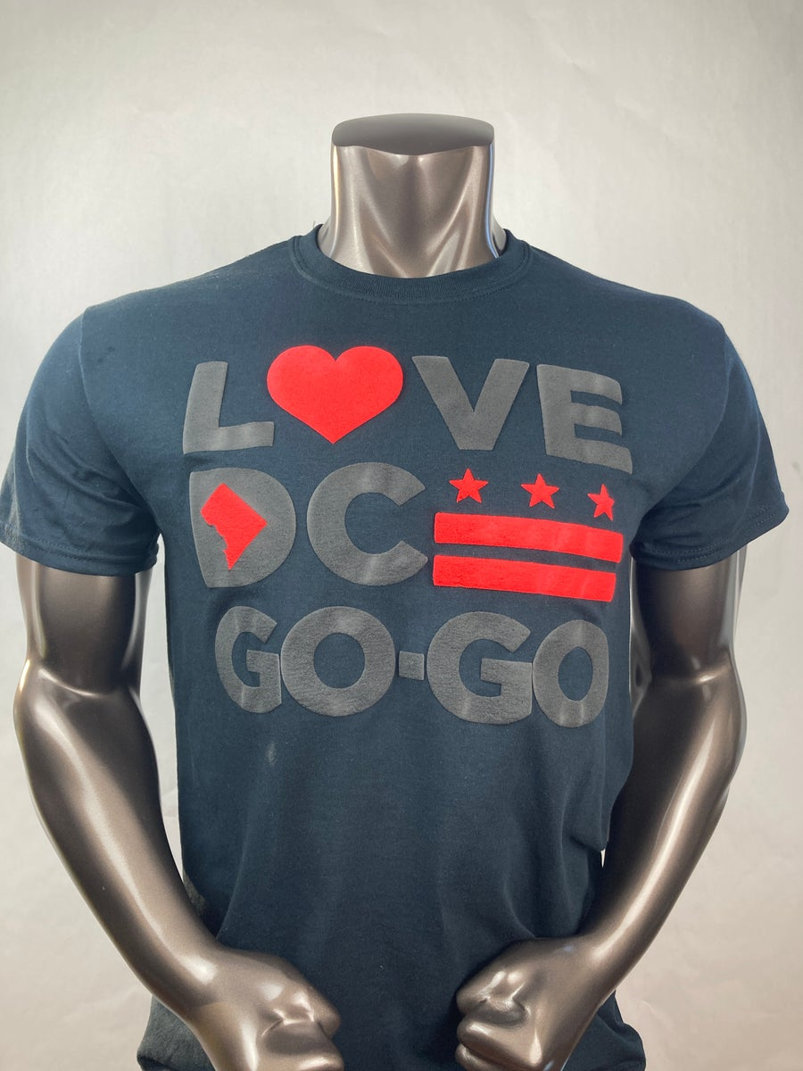 Image of LOVEDCGOGO Club LeBaron T-shirt