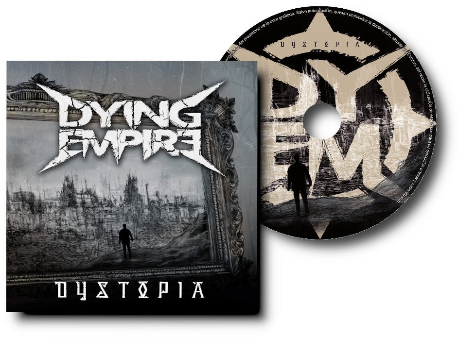 Image of CD Dystopia