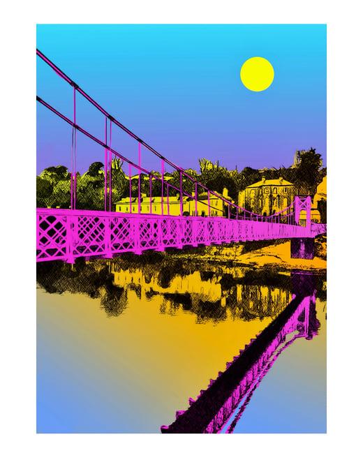 The Shakey Bridge