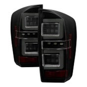 Image of Spyder Signature Series LED Smoked Black Tail Lights for 2016-2020 Tacoma
