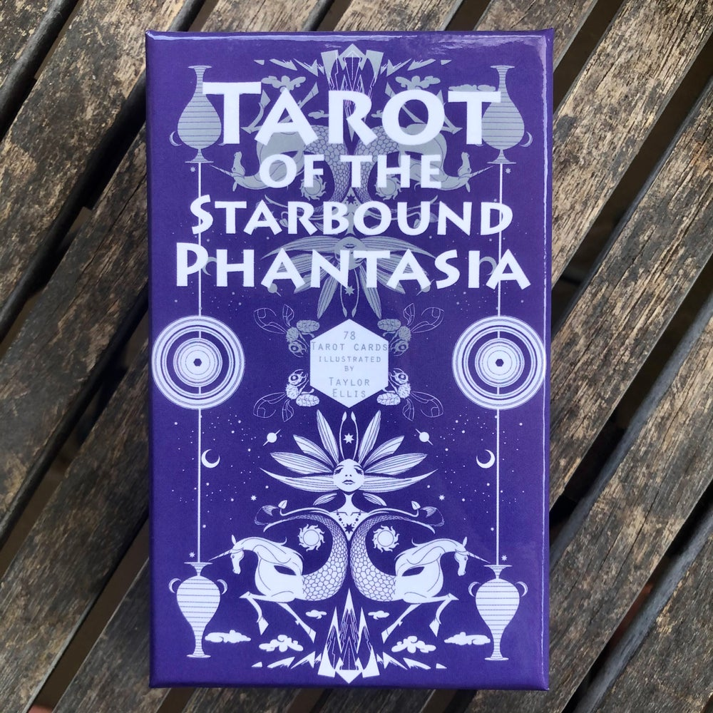 Image of Tarot of the Starbound Phantasia 1st Edition *PREORDER*