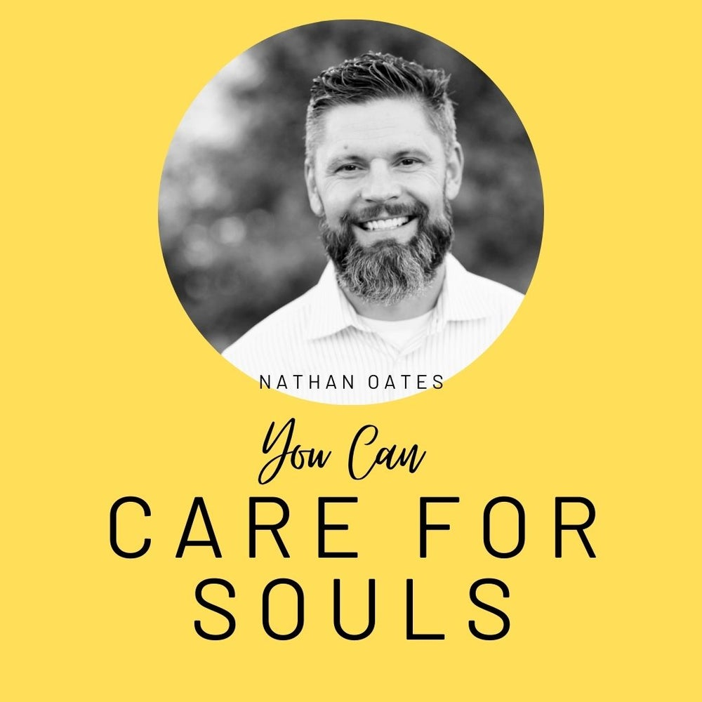 Image of You Can CARE FOR SOULS: Seven Lessons from an Ancient Model of Soul Care