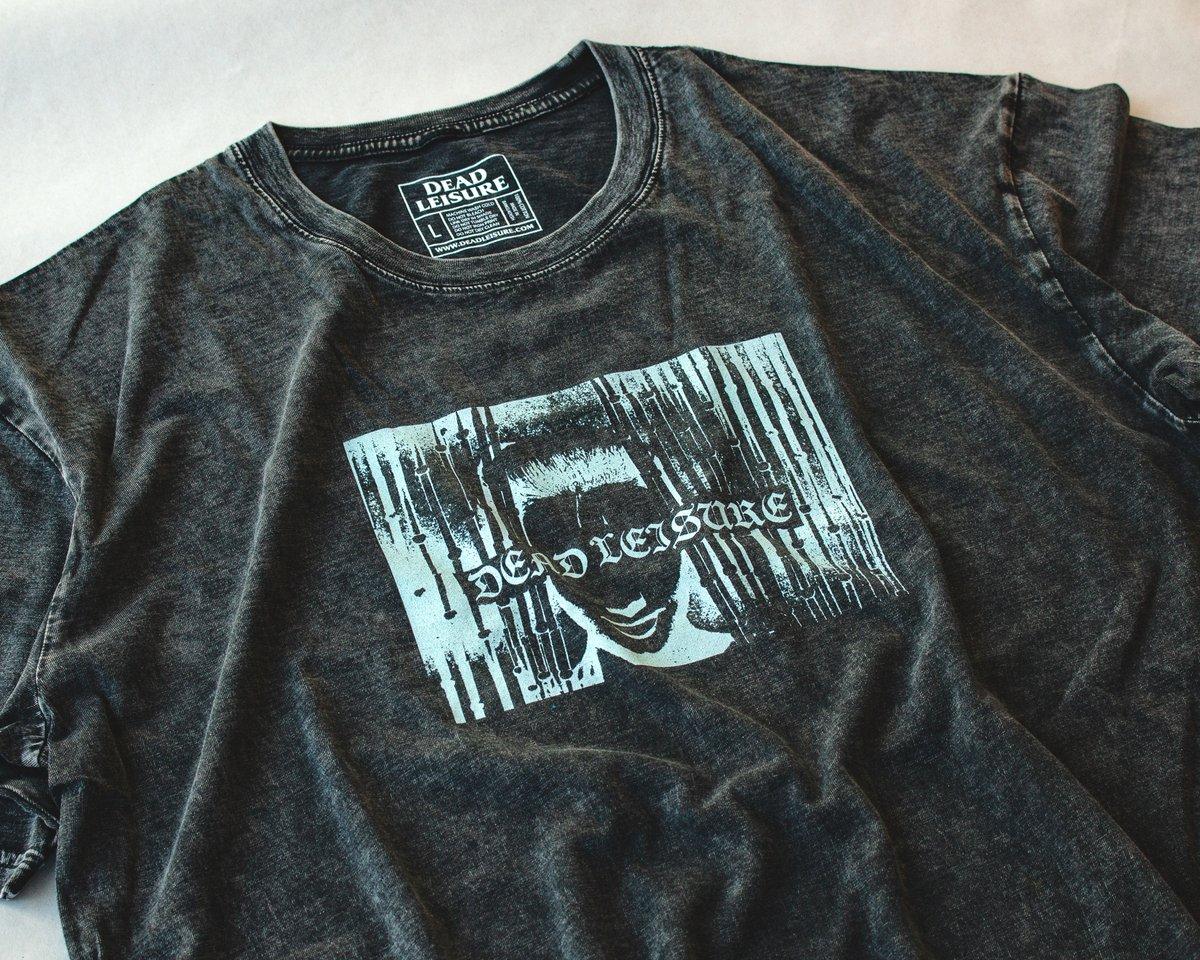 Strange Vision T-shirt - Black Stone