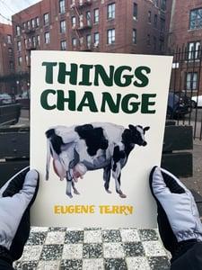Image of Things Change Zine