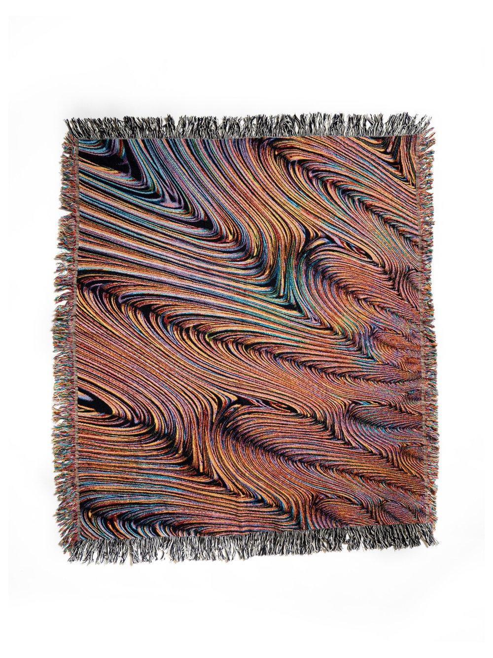 Woven Blanket #2