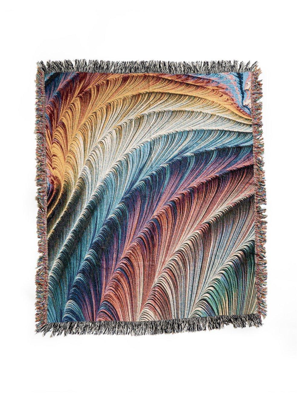 Woven Blanket #4