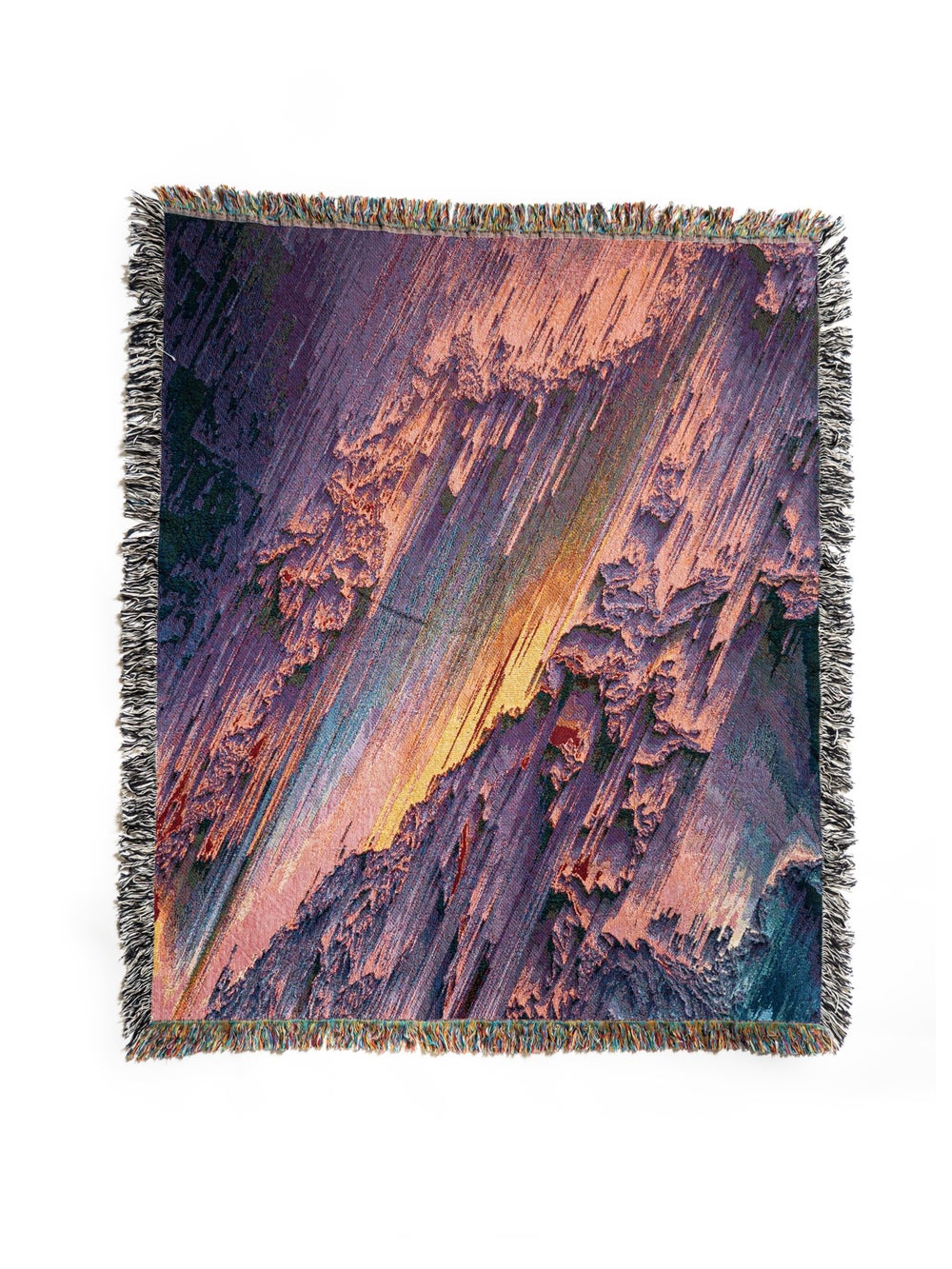 Woven Blanket #25