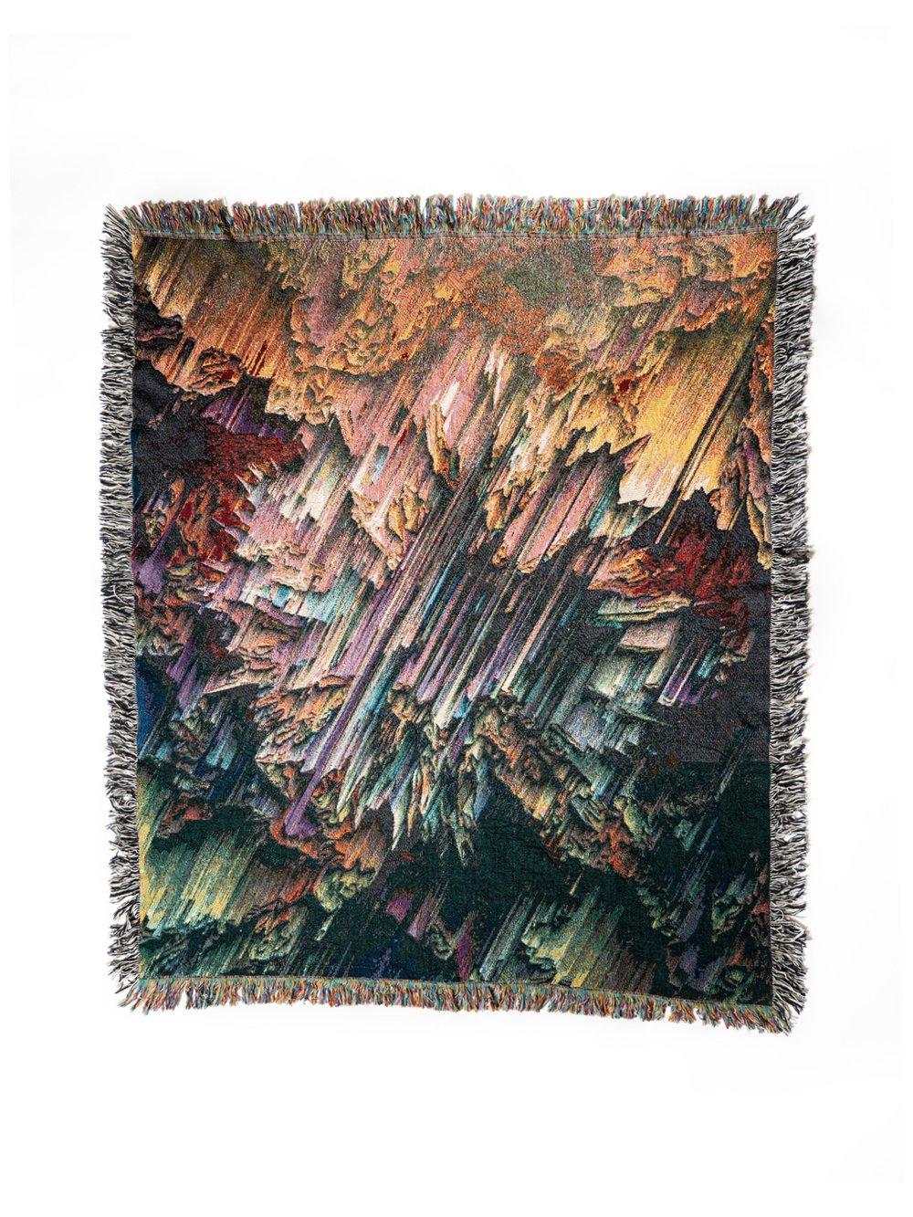 Woven Blanket #27