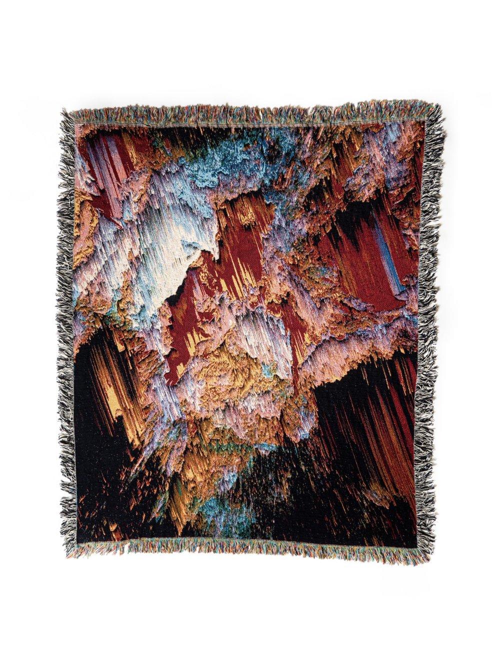 Woven Blanket #30