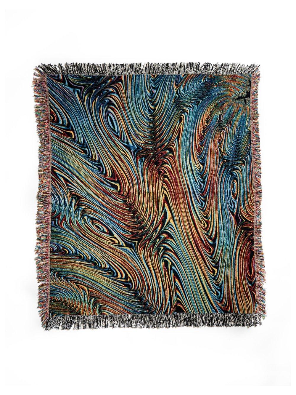 Woven Blanket #32