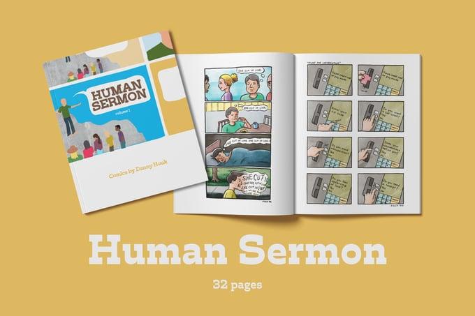 Image of Human Sermon
