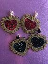 Corazón Sagrado Earrings
