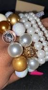 Golden Pearl Stacks