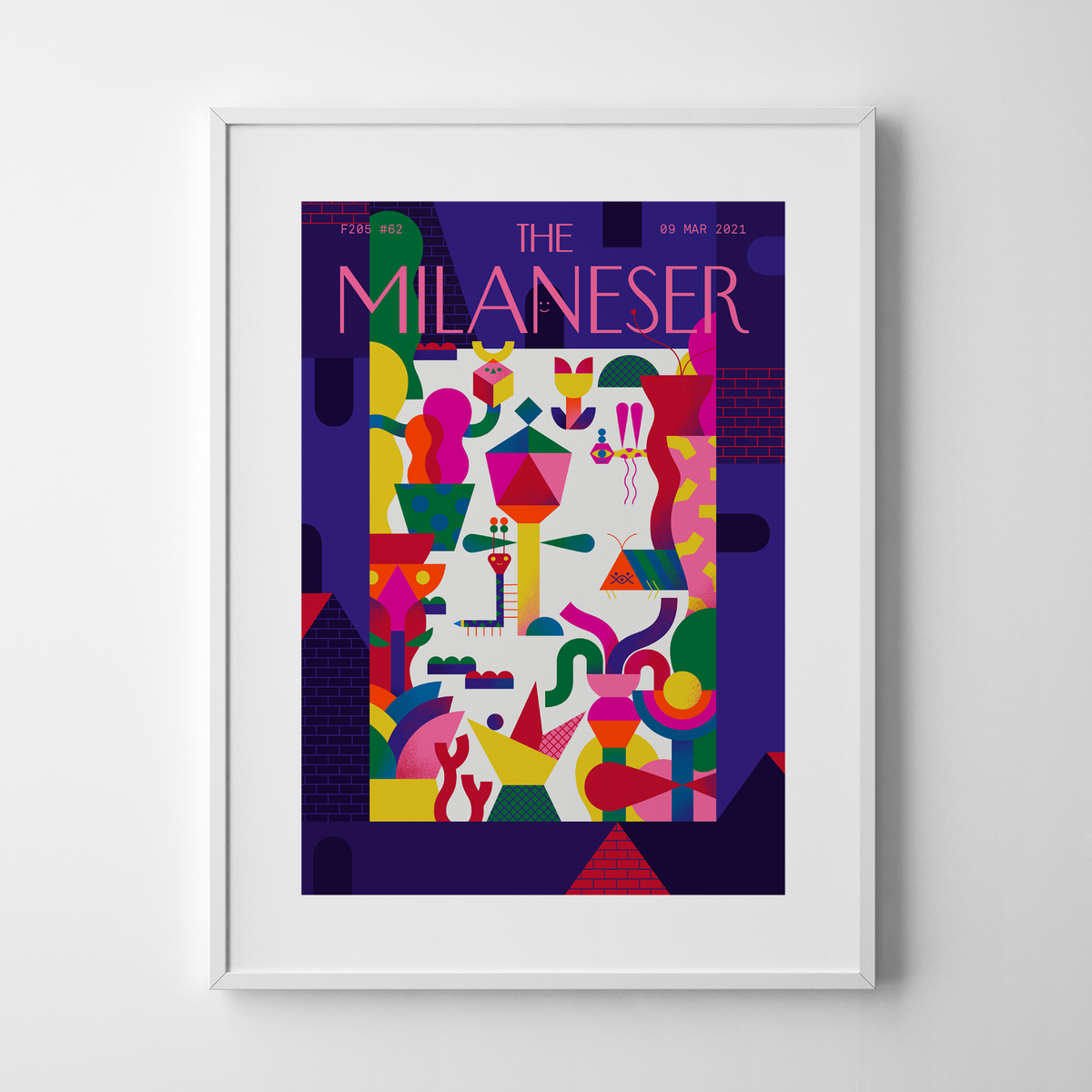 Image of The Milaneser #62