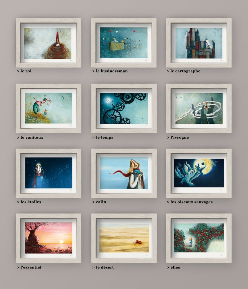Image of Big Postcards created by Digigraphie®