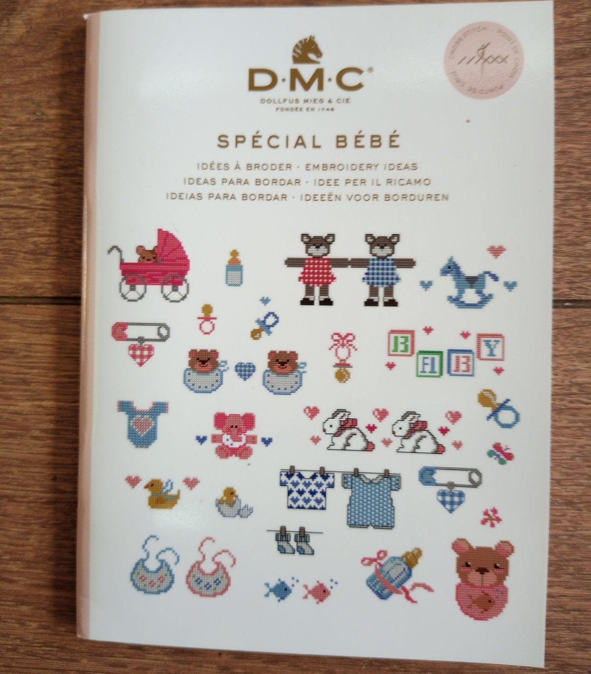 Revista DMC Ponto de Cruz