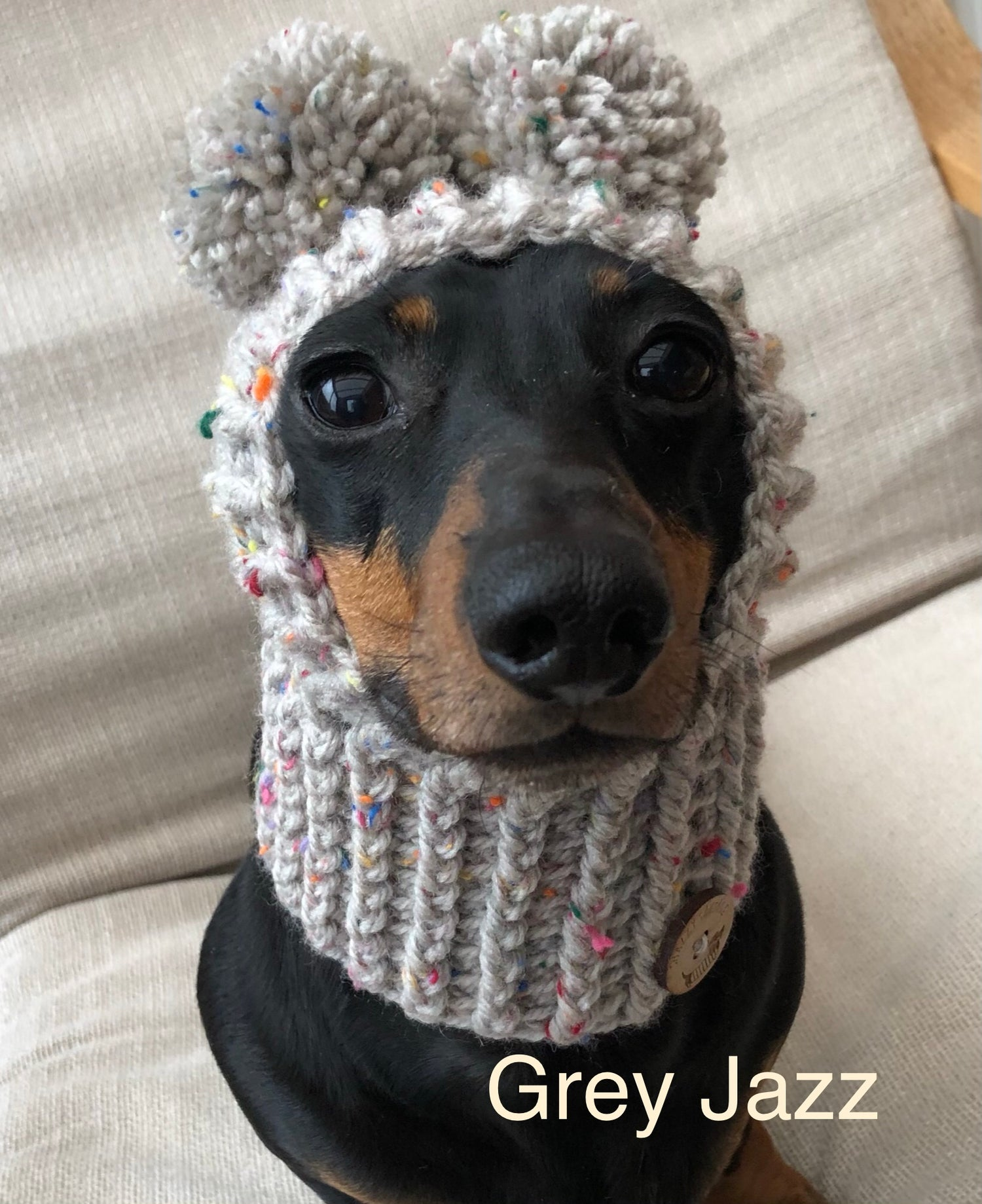 Image of Snazzy Double Bobble Snood