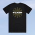 FLASH Mondo T-Shirt - Black Image 2
