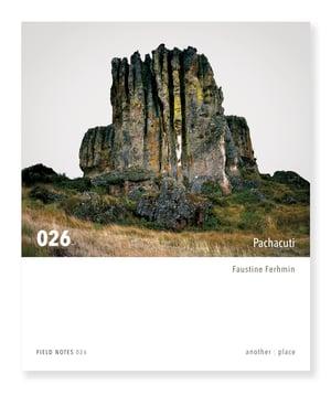 Pachacuti - Faustine Ferhmin