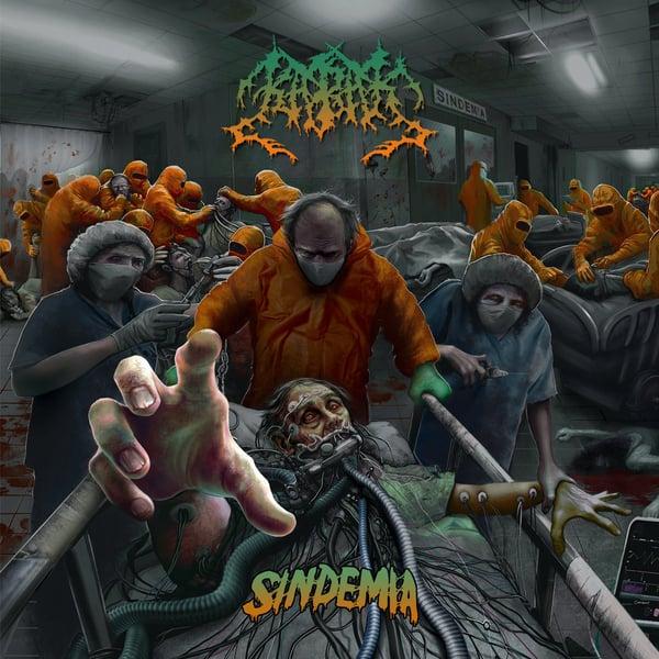 Image of KABAK - Sindemia CD EP