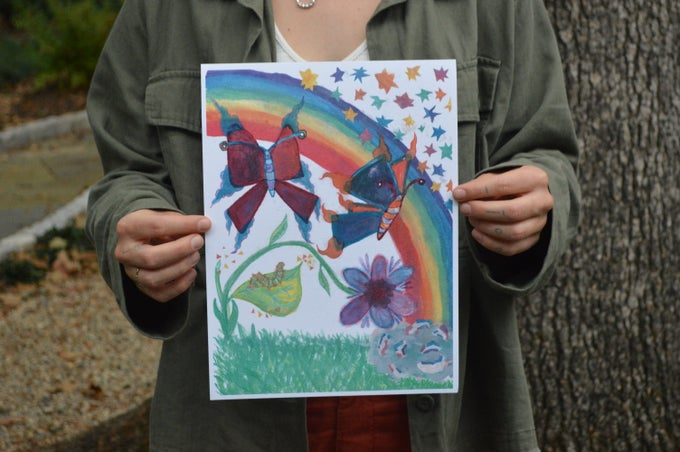 Image of Print - Billie Lavine