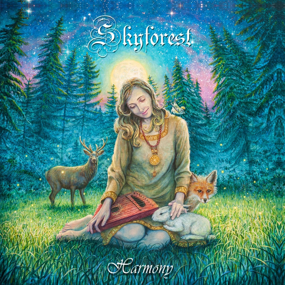 SKYFOREST - Harmony / CD Digipak