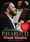 TSG015-3 // LUCIANO PAVAROTTI - GRAZIE MAESTRO : DOCUMENTARIO + LIVE IN BARCELONA 1989 (DVD)