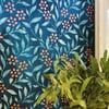 Flora Stencil for Walls, Furniture and Fabric Stencil - Arts and Crafts Stencil