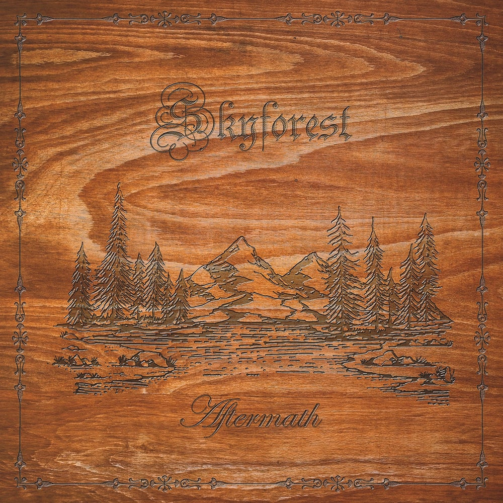 SKYFOREST - Aftermath / CD Digipak