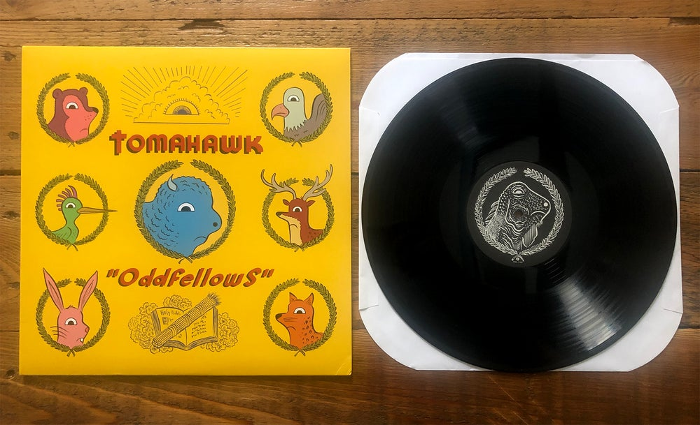 "Image of Tomahawk - ""Oddfellows"" (Used)"