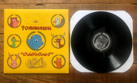 "Image of Tomahawk - ""Oddfellows"" (Used)"