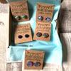 Resin Stud Earrings Mystery box!