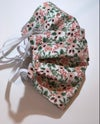 Rosa Rose Cotton Face Covering